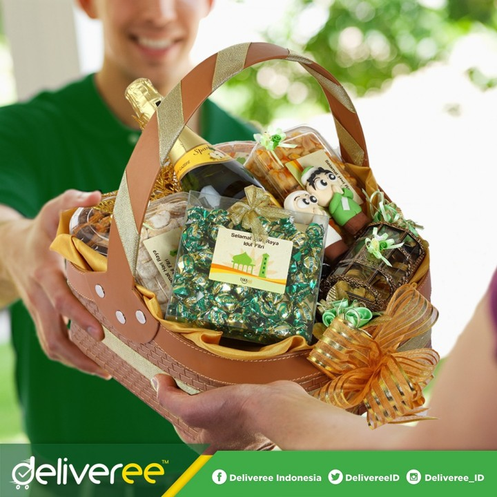 deliveree,cek pengiriman,ekspedisi murah,hampers,parsel