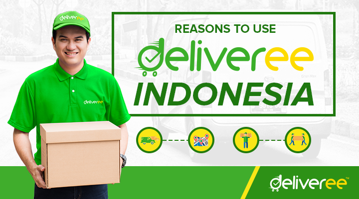 deliveree,deliveree Indonesia,send us stuff,send items the same day