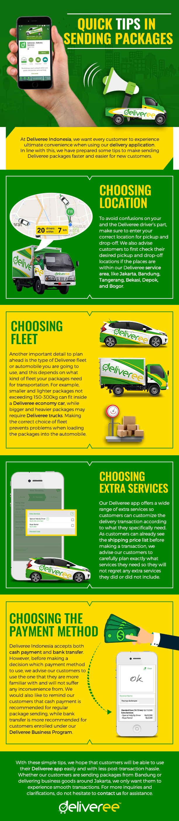 deliveree,shipping price list,application delivery,deliveree service area,bandung,business program