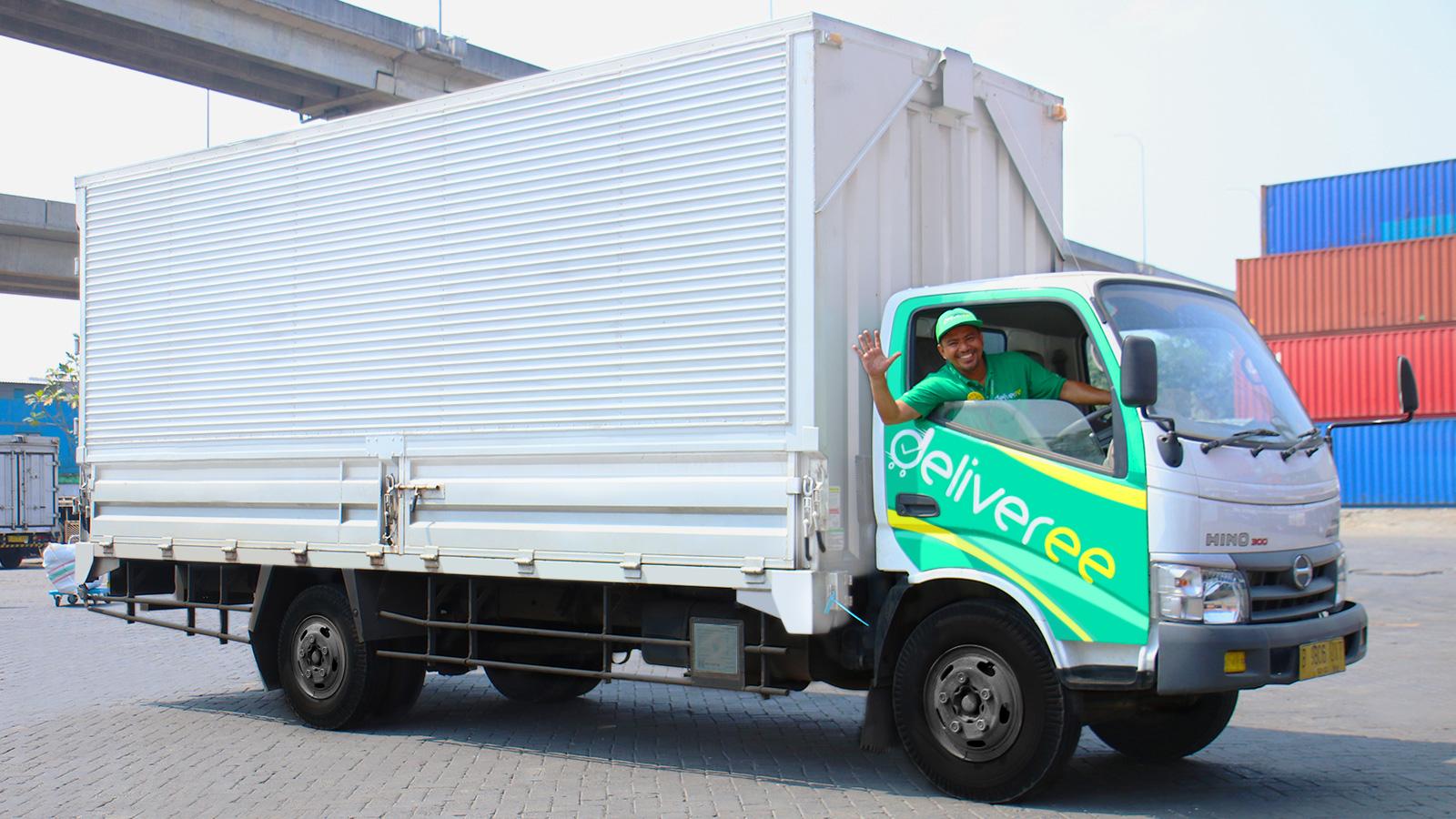 Penuhi Kebutuhan Konsumen, Deliveree Luncurkan Truk CDD Long