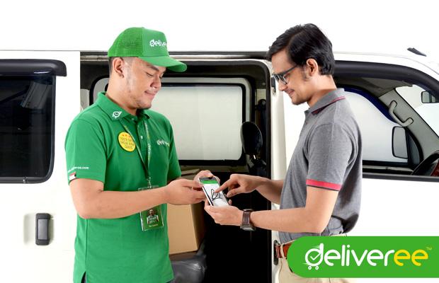 Perusahaan logistik Deliveree menyarankan pelanggan untuk selalu membuat pesanan via aplikasi Deliveree.