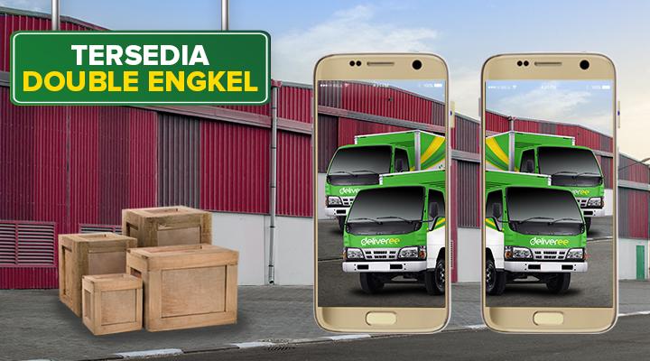 deliveree,sewa engkel box,truk engkel,truk double engkel,sewa truk