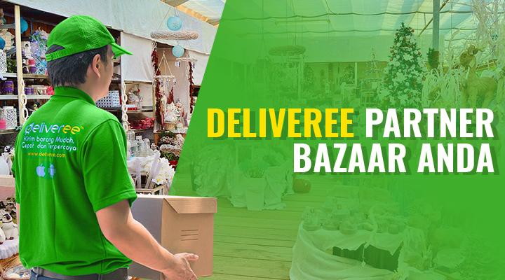 Deliveree,jasa kurir Jakarta,sewa mobil box,sewa pickup,sewa truk,jasa pengiriman