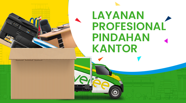 Deliveree, logistik (logistic), mobil engkel (engkel car), office moving service (jasa pindahan kantor), aplikasi kurir (courier application), harga pengiriman (delivery prices)