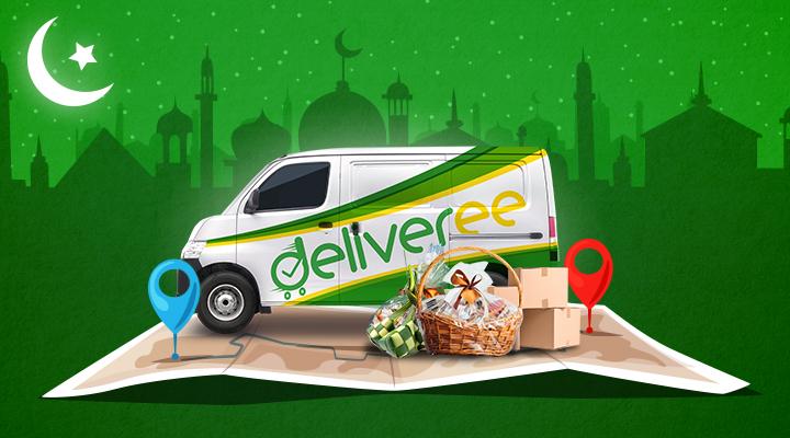 Deliveree,layanan kargo,sewa mobil box,perusahaan kargo,kurir Jakarta