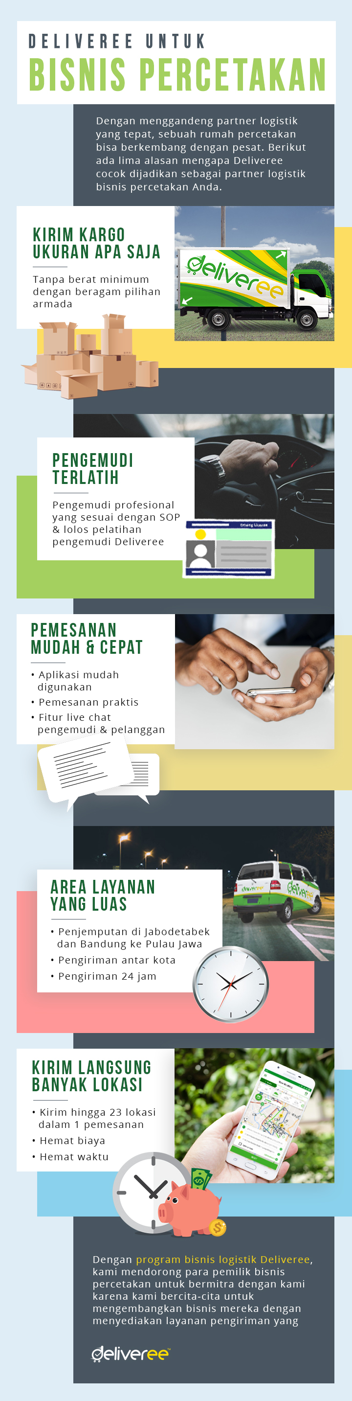 Deliveree,bisnis logistk,partner logistik,deliveree app,pengiriman express