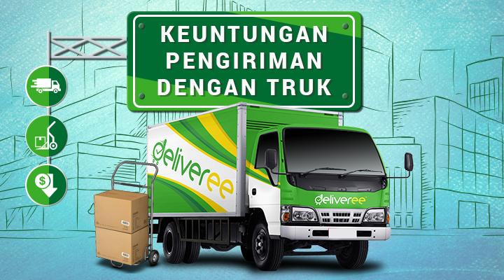 Deliveree,online delivery Jakarta,sewa engkel box,mobil engkel,jasa pengiriman paket