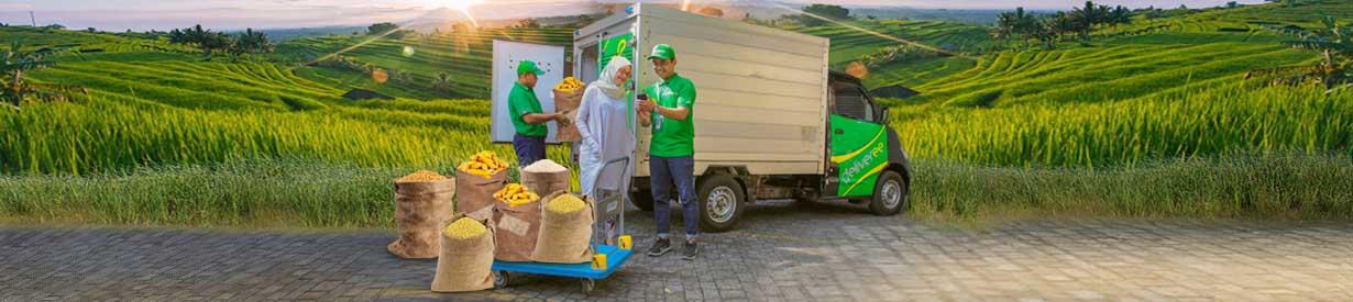 Kemudahan Ekspedisi Jakarta Semarang untuk Hasil Pertanian