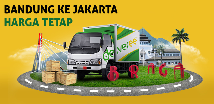 Rental Truk Bandung Jakarta