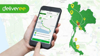 Deliveree Launches Fixed Price Long Haul Service