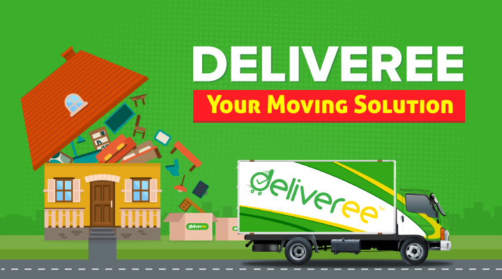Flexible Moving Services at the Touch of a Button – Deliveree