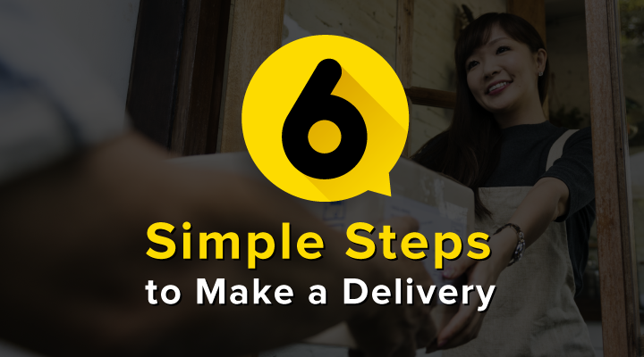 Making Delivery Services in Thailand Simple