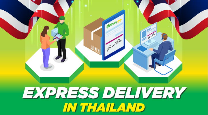 Express Delivery in Thailand