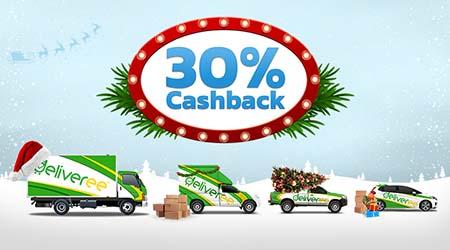 Deliveree_December Cashback