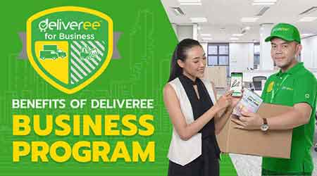 Benefits to Joining Deliveree's Business Program