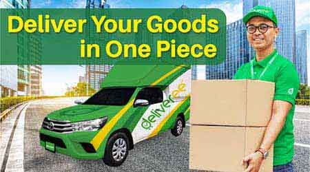 Deliveree Guarantees Secure Deliveries