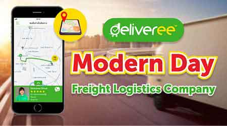 Deliveree: Your Modern Day Freight Logistics Company