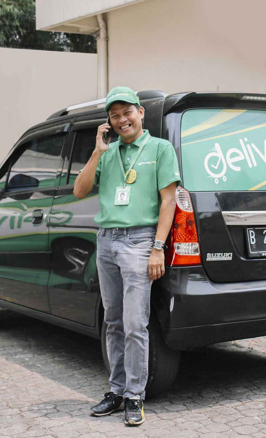 Deliveree Driver Eco Car Image