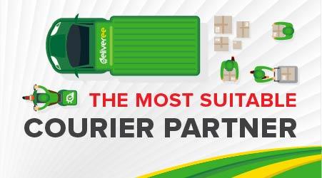 Deliveree_Most Suitable Courier Partner