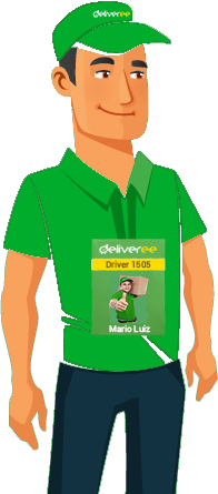 Deliveree Driver