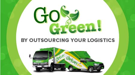 Outsourcing Courier Logistics Company