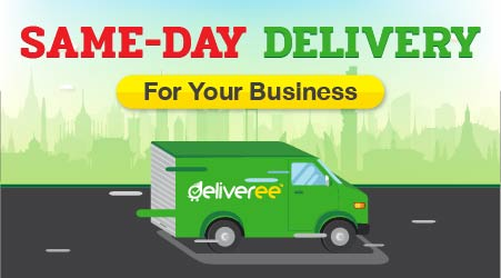 Same-Day Delivery For Business