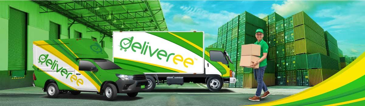 Logistics-Truck-Delivery-Company