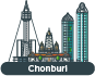 Chonburi City Icon