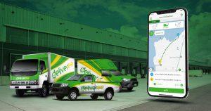 แอปรถส่งของ รถรับจ้างขนของพัทยา ให้บริการส่งของด่วน 24 ช...