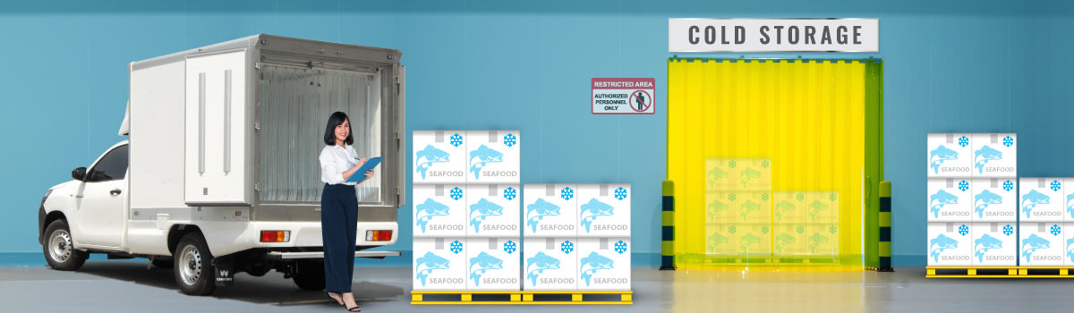 Frozen-Goods-Delivery-Truck