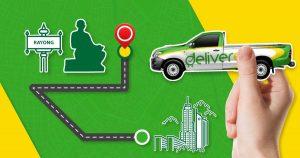 บริษัทขนส่งสินค้าภาคตะวันออก ให้บริการขนส่งสินค้าและส่งข...