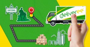บริษัทขนส่งสินค้าระยอง มีรถบรรทุกสินค้า ส่งทั่วไทย เรียก...
