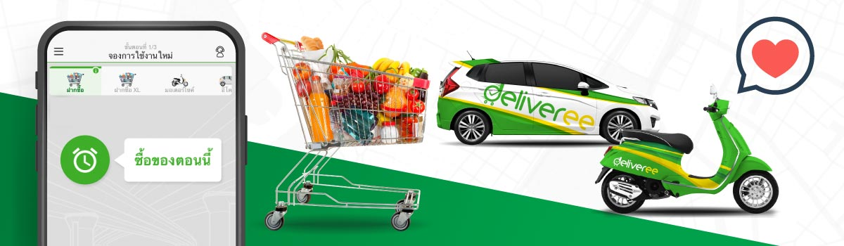 Deliveree Shopping Service Blog