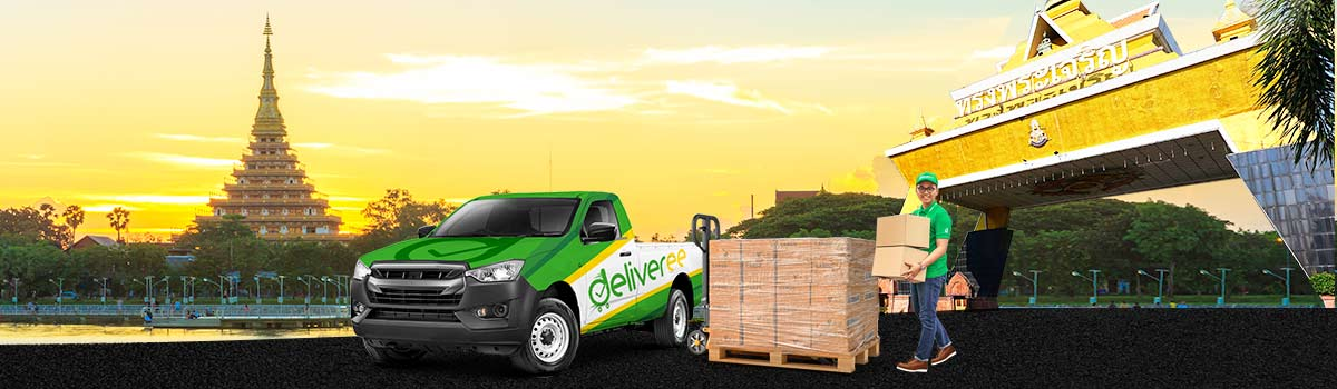 Truck-for-Delivery-Khon-Kaen